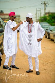 Lolade and wole wedding