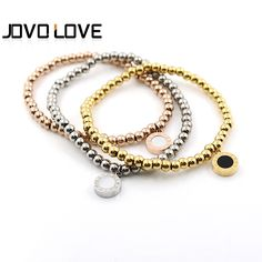 Find More Charm Bracelets Information about 2017 4mm Wide Rose Gold Bangle Wrist Beauty Bead Charm Bracelets Roman Numerals Double Faces White/black Bracelet Femme Pulseira,High Quality bangle bracelet display,China bracelet bell Suppliers, Cheap bangle diamond from MSX Fashion Jewelry on Aliexpress.com