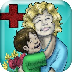 BK8 in the Luca Lashes series focuses on visiting #Mommy in the #Hospital. Use the #interactive #App series to help your #child gain the exposure needed to feel #brave in any new situation! Go to http://www.lucalashes.com/t-apps.aspx to download your #App today!