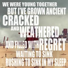 Hands like houses - spineless crow lyrics