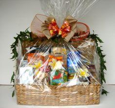 Hawaiian gift basket. We take care of details...You take the ...