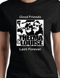 f0e5d78c7 Beautiful Diamond Necklace Jewelry. Thelma & Louise Shirt - Good Friends ...