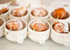 Late Night Snacks - Wedding www.riley-jane.com