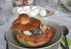 Chleba naszego: Chleb do żurku. Hot Dog, French Toast, Pancakes, Breakfast, Food, Morning Coffee, Essen, Pancake, Meals