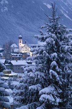 La Iglesia II, Switzerland, by Jose A. Bejarano, on flickr