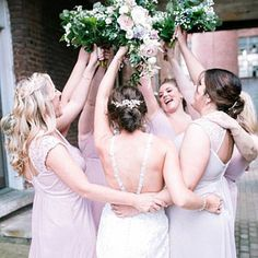 Sarah Schloss added a photo of their purchase Bridal Comb, Bridal Hair Vine, Bridal Hair And Makeup, Bridal Headpieces, Hair Makeup, Ribbon Headbands, Floral Headbands, Floral Headband Wedding, Pearl Bouquet