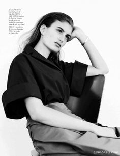 Elodia Prieto for Vogue Spain (May 2014) - http://qpmodels.com/european-models/elodia-prieto/7484-elodia-prieto-for-vogue-spain-may-2014.html