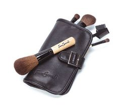 Face Secrets Makeup Artist's Brush Set (Travel) - I don't think they make this any more. However, I've had this set for at least 10 years. Hasn't let me down yet. Wish it was still available. (Sally Beauty sells Face Secret products and their brushes are wonderful. EcoTools is probably the closest thing I can find now to this set.)