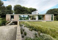 La casa moderna di campagna di Ström Architects nel Dorset - Elle Decor Italia