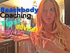 Beachbody Coaching Tips, How To, & Advise Successful Beachbody Coaching Slim Down with Sara