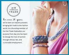 Aid through Trade http://www.matsonjewelry.com/