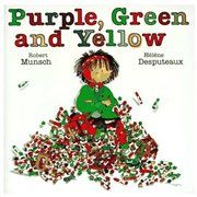 BOOK: Purple, Green and Yellow