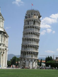 Pisa, Italy - Explore Italy: Popular Places You Must Visit (part 2)