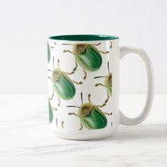 Tortoise Beetle Mug - decor gifts diy home & living cyo giftidea