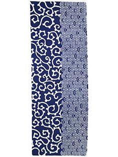 Karaseigai pattern Tenugui