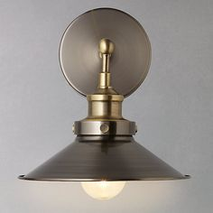 Buy John Lewis Tobias Resto Wall Light from our View All Wall Lighting range at John Lewis. Free Delivery on orders over Wall Lights, Lighting Collections, Lounge Lighting, Wall Lamps Bedroom, Lamp Light, Wall, Lights, Wall Lamp, Light