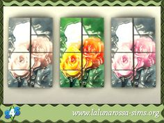 Sims 4 Paintings