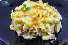 Macarrones carbonara exrpés Ana Sevilla Olla GM Gm Olla, Lasagna, Potato Salad, Cauliflower, Macaroni And Cheese, Cooker, Cabbage, Vegetables, Ethnic Recipes
