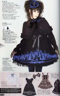Mana in Elegant Gothic Lolita
