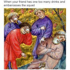 Medieval memes dump.