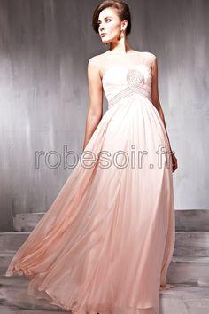robe de soirée, robe de cérémonie, robe de bal, robe de mariage, robe de cocktail, robe demoiselle d'honneur, robe longues en rose, fille, femme, mode  http://www.robesoir.fr/toutes-les-robes-de-longues/200-vancouver-longueur-au-sol-col-rond-sans-manches-rose-chiffon-line-a-robes-de-soiree-longue-robes-de-ceremonie-robes-de-cocktail-concours-de-beaute-les-invites-au-mariage-classique.html#