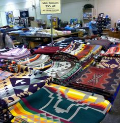 pendleton factory store! want to visit so badly!