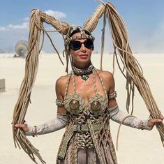 Moda Burning Man, Burning Man Mode, Burning Man Style, Burning Man Art, Burning Man Fashion, Burning Man Outfits, Burning Man Costumes, Festival Outfits, Festival Fashion