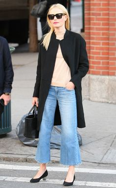 Saturday Savings: Kate Bosworth's Gaucho Jeans Went From $200 to $90—Real Quick