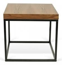Znalezione obrazy dla zapytania drewniany stol na czarnych nogach