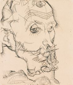 Egon Schiele ~ Portrait of Franz Hauer, 1914