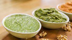 Jak zrobić pesto w trzech wersjach smakowych?