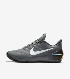 competitive price f33cf f5ae6 nike kobe ad cool grey Latest Sneakers, Sneakers Nike, Nike Id, Basketball  Shoes