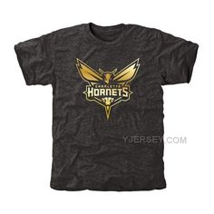 ONLINE CHARLOTTE HORNETS GOLD COLLECTION TRI BLEND T-SHIRT BLACK, Only$27.00 , Free Shipping! http://www.yjersey.com/online-charlotte-hornets-gold-collection-tri-blend-tshirt-black.html