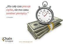 Czas by zarobić pieniądze...