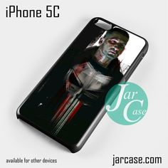 Frank Castle aka The Punisher as Jon Bernthal - Z Phone case for iPhone 5C and other iPhone devices