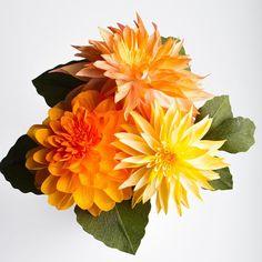 Paper Art, Paper Crafts, Crepe Paper Flowers, Beaded Flowers, Mixed Media Art, Artificial Flowers, Flower Art, Flower Arrangements, Succulents