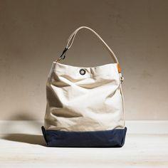 Earhart Shoulder Bag  Natural por TM1985 en Etsy