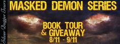 Blog Tour and Giveaway for Masked Demon Series | For Love of Books4