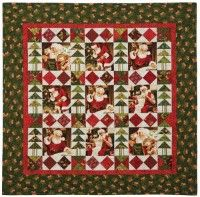 Holiday Magic Quilt Kit