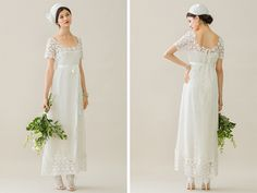 2014 Vintage Bridal Collection by Rue de Seine