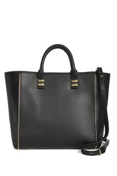 Rebecca Minkoff - Mini Perry Tote  I own the black and while version of this. Love it so much.