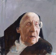 Pieter Pander, Sister Marthina on ArtStack #pieter-pander #art