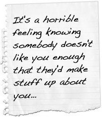 gossip is hurtful Gossip, Knowing You, It Hurts, How To Get, Feelings, Sayings, Cyber Bullying, Words, Quotes