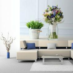 Fototapeta na ścianę - Piękne bukiety kwiatów na stole | Photograph wallpaper - Bouquet on table | 104PLN #fototapeta #dekoracja_ściany #home_decor #interior_decor #photograph_wallpaper #wallpaper #flower #bouquet #bukiet_na_ścianie #kwiaty #bukiet_kwiatów #table #bouquet_on_table