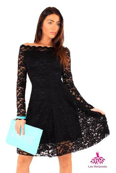 This gorgeous strapless, lace, skater dress is on SALE ladies! Tap for details. Luxe Clothing, Fashion Killa, Swing Dress, Skater Dress, Fashion Boutique, Stylish Outfits, Formal Dresses, Lace Dresses, Shoulder Dress