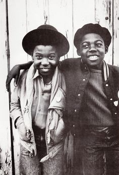 Musical Youth by Anton Corbijn, 1983
