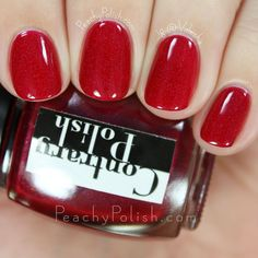 Contrary Polish Eurydice | Color4Nails Duo | Peachy Polish FROM OUR AMAZING BLOGGER TEAM Shop here- www.color4nails.com Worldwide shipping available