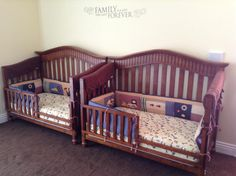 Tea Stains Convertible Crib And Convertible On Pinterest