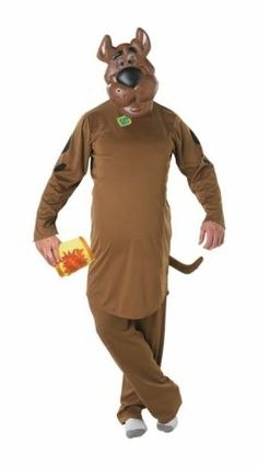 Adult Scooby Doo (r880498) | Gents TV and Film Costumes | Fancy Dress Gents TV and Film Accessories | Gents