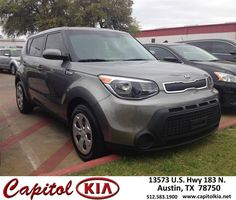 https://flic.kr/p/FGWuwL | Happy Anniversary to Kathleen on your #Kia #Soul from Ivan Rodriguez at Capitol Kia! | deliverymaxx.com/DealerReviews.aspx?DealerCode=RXQC